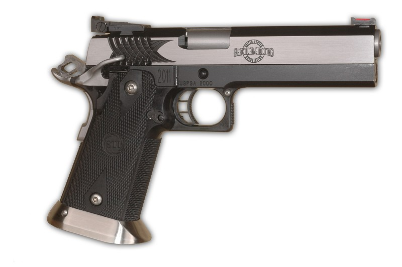 STI International Inc. USPSA Double Stack 1911 Style Pistol ...